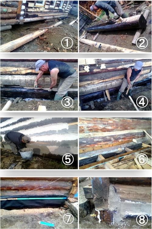 Мастика для ремонт крыши
