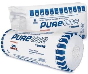 Теплоизоляция нового поколения URSA PureOne